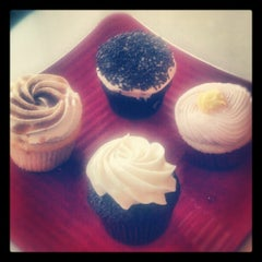 Photo taken at Jones Bros. Cupcakes by Sydney W. on 9/5/2012