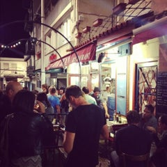 Photo taken at Bar Jean by Xavier O. on 7/20/2012