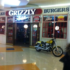 Photo taken at Grizzly Bar / Гризли Бар by Mikhail T. on 3/3/2012