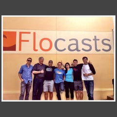 Photo taken at Flocasts World HQ by Sean R. on 2/23/2012