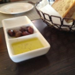 Photo taken at Trattoria 632 by Louis A. on 4/15/2012