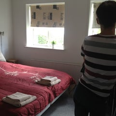 Photo taken at Motel Stege by Ann-Sofie L. on 7/19/2012