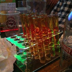 Photo taken at G Sports Bar & Grill by Ivy C. on 4/19/2012