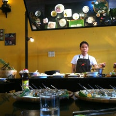 Photo taken at Morning Glory by Lindsay T. on 9/8/2012