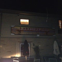 Photo taken at Lakeside Inn by Jay M. on 6/20/2012