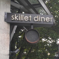 Photo taken at Skillet Diner - Capitol Hill by Ari S. on 7/29/2012
