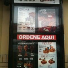 Photo taken at KFC by Javier D. on 5/13/2012