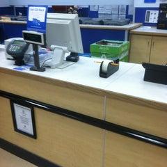 Photo taken at Walmart Supercenter by Cindi B. on 4/18/2012