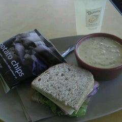 Photo taken at Panera Bread by Ryan C. on 5/7/2012