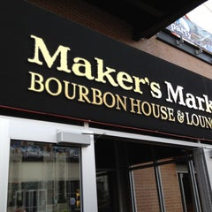 Photo taken at Maker's Mark Bourbon House & Lounge by Nick B. on 6/17/2012