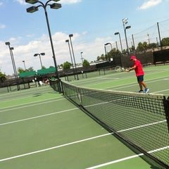 Photo taken at Westside Tennis and Fitness Club by Chris D. on 5/19/2012