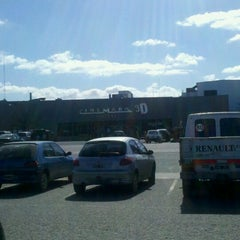 Photo taken at Cinemark San Justo by Slayman on 9/10/2012