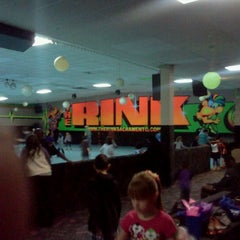 Photo taken at The Rink by Rod T. on 3/25/2012