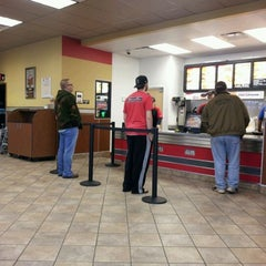 Photo taken at Hardee's by Eric B. on 3/21/2012
