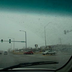 Photo taken at Intersection of US Route 14 & IL Route 47 by Chandra F. on 2/13/2012