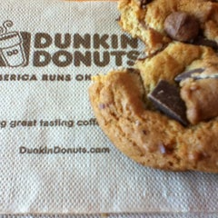 Photo taken at Dunkin' Donuts by Steve B. on 5/15/2012