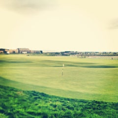 Photo taken at The Old Course St Andrews by Sakura Y. on 9/9/2012