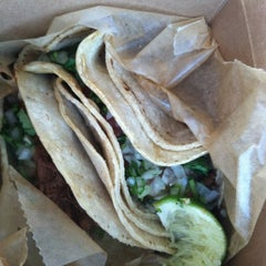 Photo taken at The Taco Truck by Jenny M. on 7/30/2012