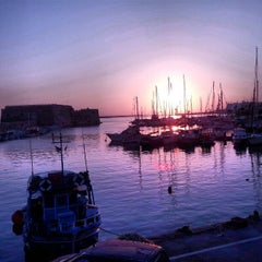 Photo taken at Λιμάνι Ηρακλείου by Yiannis S. on 7/27/2012