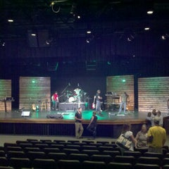 Photo taken at Calvary Church by Brian L. on 6/24/2012