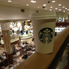Photo taken at Starbucks by KuwaitFoodie.com on 7/24/2012