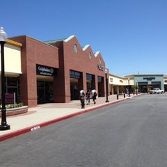 Photo taken at Gilroy Premium Outlets by Sean M. on 8/1/2012