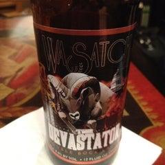 Photo taken at Wasatch Brew Pub by Travis S. on 3/23/2012