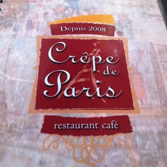 Photo taken at Crêpe de Paris by Aldo D. on 7/3/2012