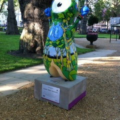 Photo taken at Berkeley Square by Robin D. on 7/26/2012