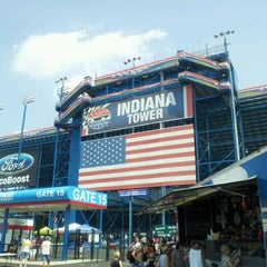 Photo taken at Kentucky Speedway by Brian S. on 6/29/2012