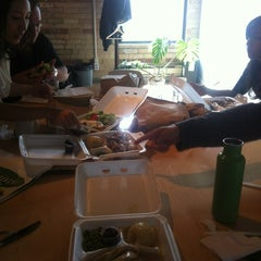 Photo taken at Avenue Open Kitchen by Alex K. on 8/15/2012