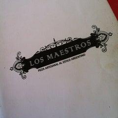 Photo taken at Los Maestros by Eduardo A. on 9/1/2012
