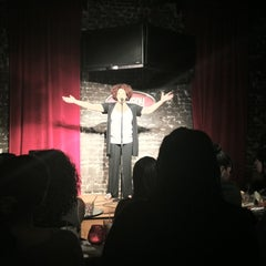 Photo taken at Comedy Union by Adai L. on 5/23/2012