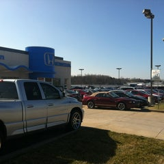 Photo taken at Corwin Hyundai by Jonathan At C. on 2/6/2012
