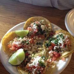 Photo taken at Baja Bar & Grill by Michael K. on 6/15/2012