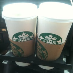 Photo taken at Starbucks by Jene' G. on 3/25/2012