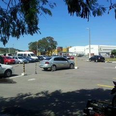 Photo taken at TVV - Terminal de Vila Velha by Felipe N. on 4/20/2012