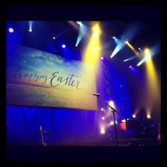 Photo taken at Heartland Community Church by Chad R. on 5/20/2012
