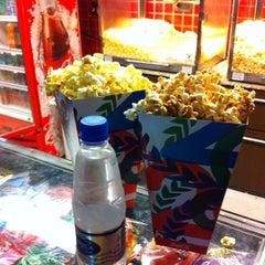 Photo taken at GNC Cinemas by Cid T. on 7/14/2012