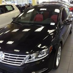 Photo taken at Vista Volkswagen by Karl K. on 7/9/2012