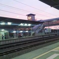 Photo taken at KTM Line - Sungai Buloh Station (KA08) by Nain H. on 3/21/2012