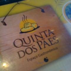 Photo taken at Quinta dos Pães by Arllon V. on 3/8/2012
