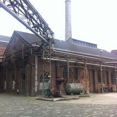 Das Foto wurde bei Landschaftspark Duisburg-Nord von geheimtip ʞ. am 6/2/2012 aufgenommen