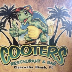 Photo taken at Cooters Restaurant & Bar by Holly M. on 4/13/2012