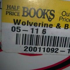 Photo taken at Half Price Books by Samra H. on 6/25/2012