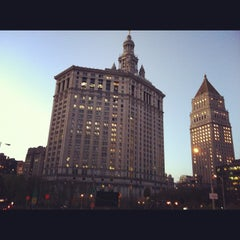 Photo taken at NYC Municipal Building by Brian H. on 4/4/2012