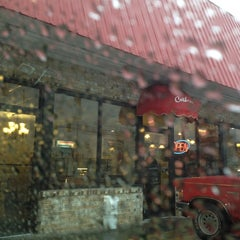 Photo taken at Cothran's Bakery by Harley A. on 2/18/2012