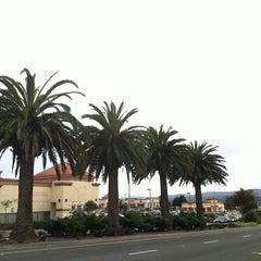 Photo taken at Mission Plaza by Christina H. on 3/21/2012