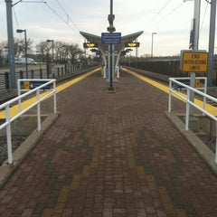 Photo taken at Fort Snelling LRT Station by Cindy C. on 3/20/2012
