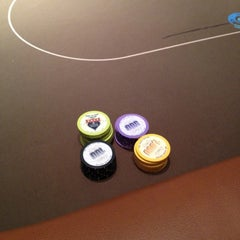 Photo taken at Casino Az Poker Room by M.D on 9/8/2012